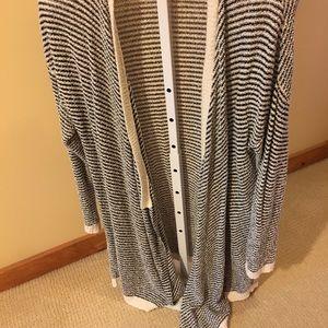 Eileen Fisher XL long sweater